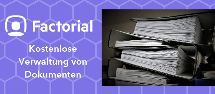 FactorialHR Docs – Digitale Verwaltung deiner Unternehmensdokumente