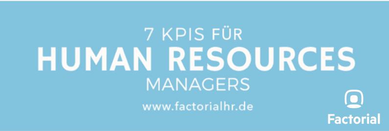 7 Schlüsselindikatoren für Human Resources – HR KPI