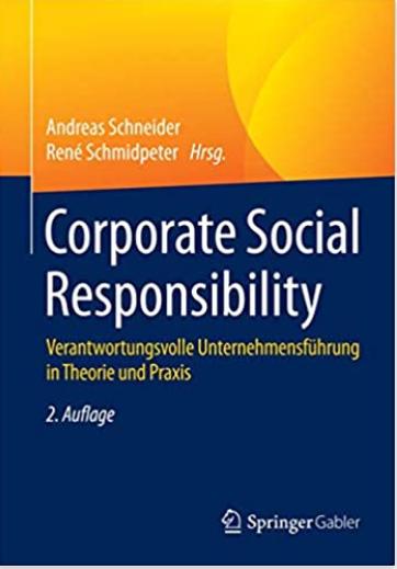 Corporate-Social-Responsibility-Literatur