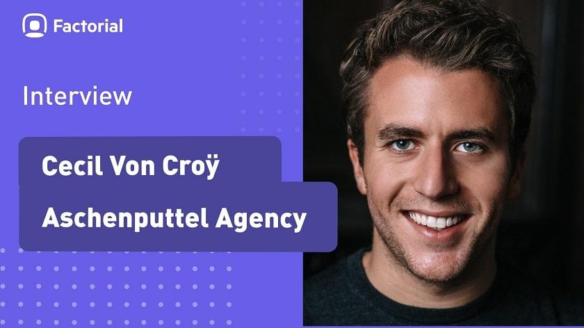 Inbound Recruiting und Employer Branding Interview mit Cecil von Croÿ