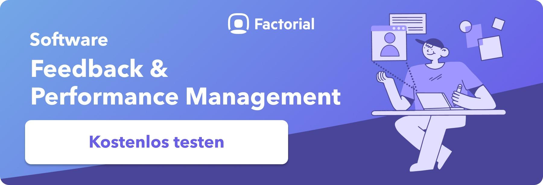 Software Feedback und Performance Management