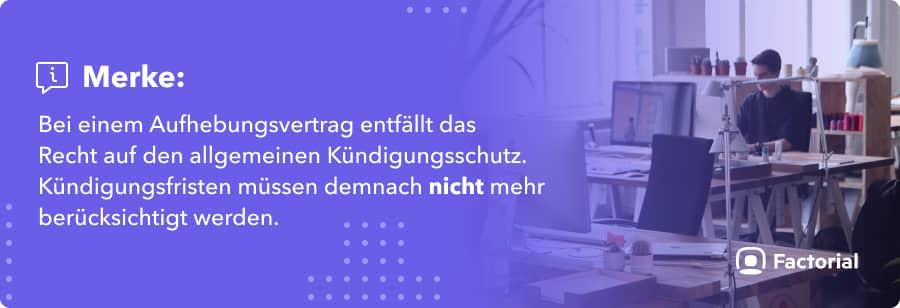 Kündigungsschutzgesetz KSchG