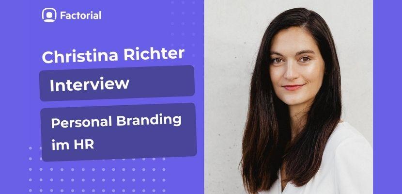 Personal Branding Factorial Interview